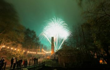 Visit Ironbridge during the Autumn for Halloween & Fireworks events, plus our Create Nature events & workshops running during October Half Term.